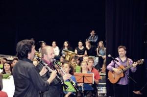 Nicolas et Laurent, Sans Additif, chansons française, concert dans les Landes.
